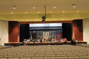 Pilgrim High School Auditorium